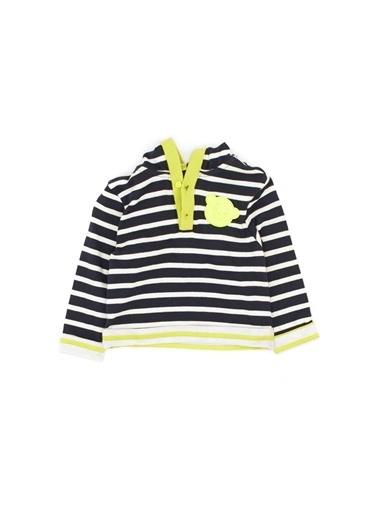 BG Baby Erkek Bebek Lacivert Sweatshirt  Lacivert